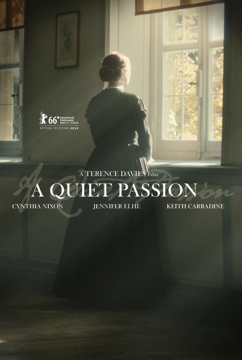 cartel de la película Historia de una pasión