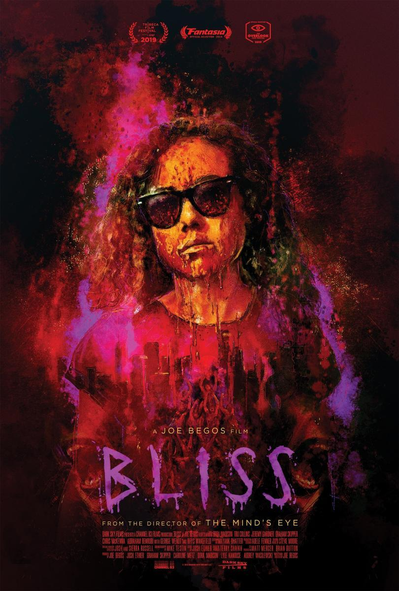 cartel de la película Bliss