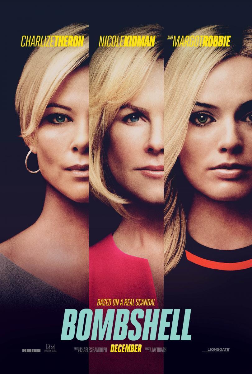 cartel de la película El escándalo