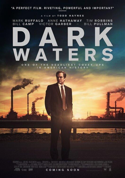 cartel de la película Aguas oscuras