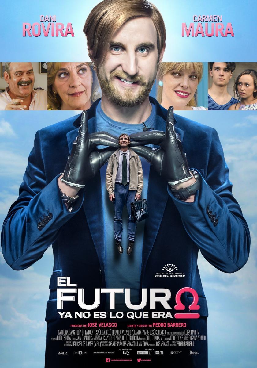 cartel de la película El futuro ya no es lo que era