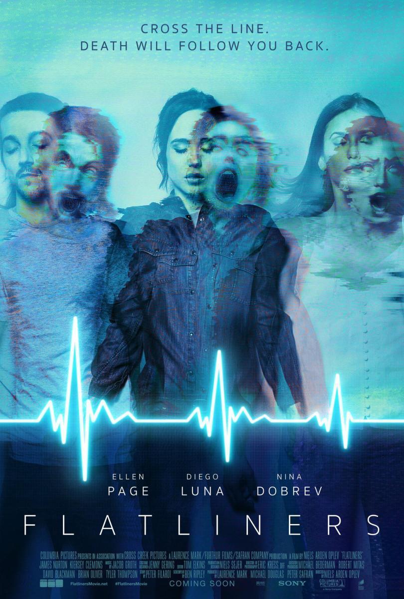 cartel de la película Enganchados a la muerte