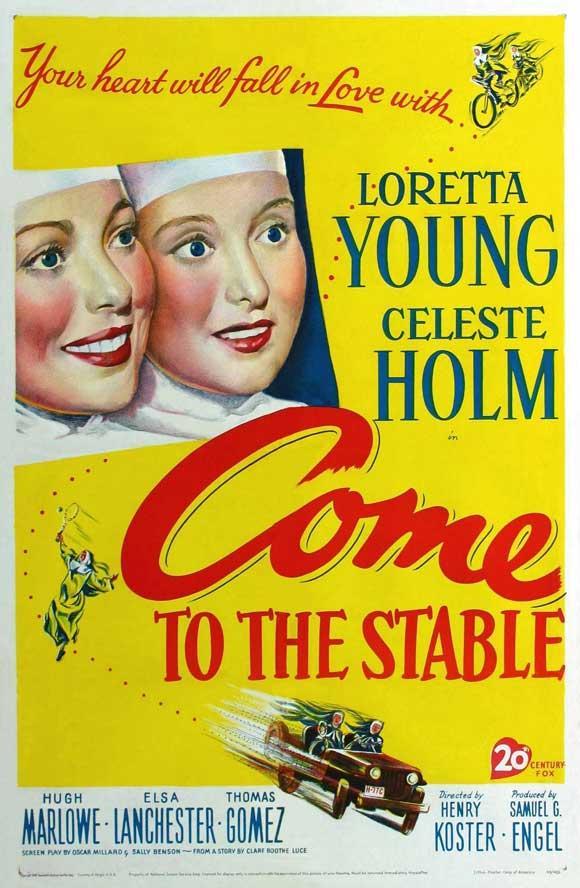 cartel de la película Hablan las campanas