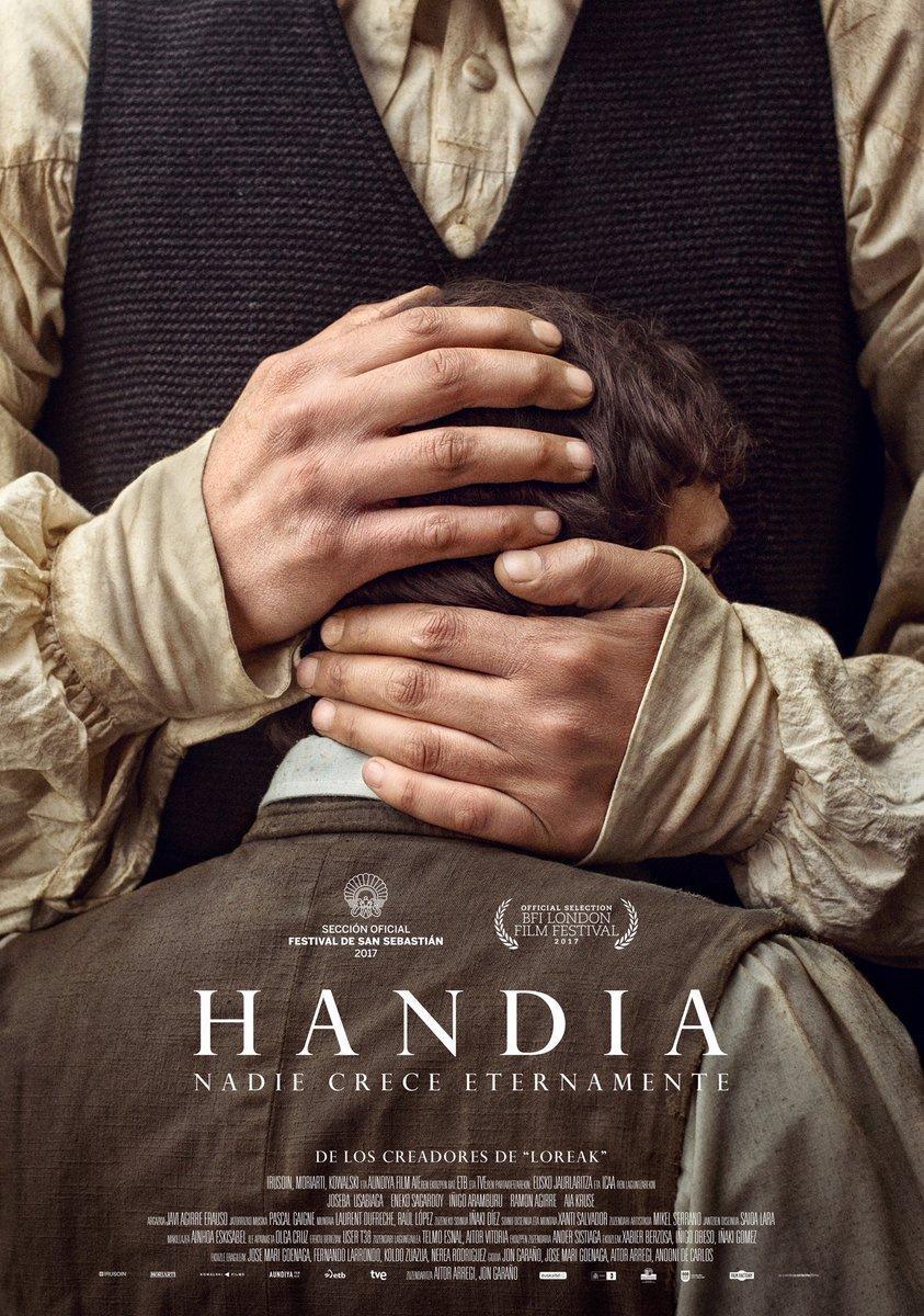 cartel de la película Handia