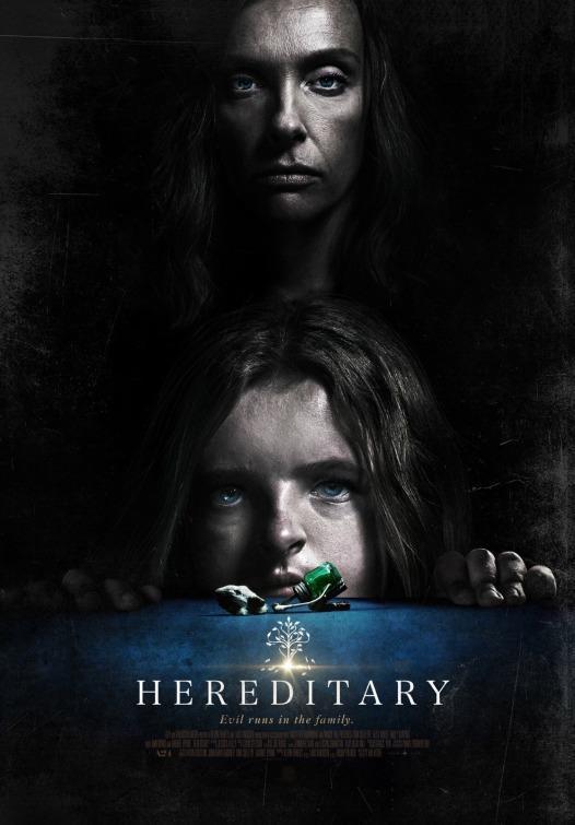 cartel de la película Hereditary