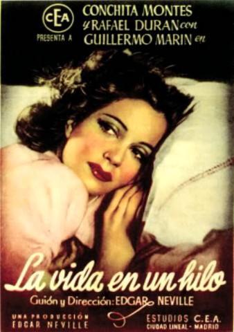 cartel de la película La vida en un hilo