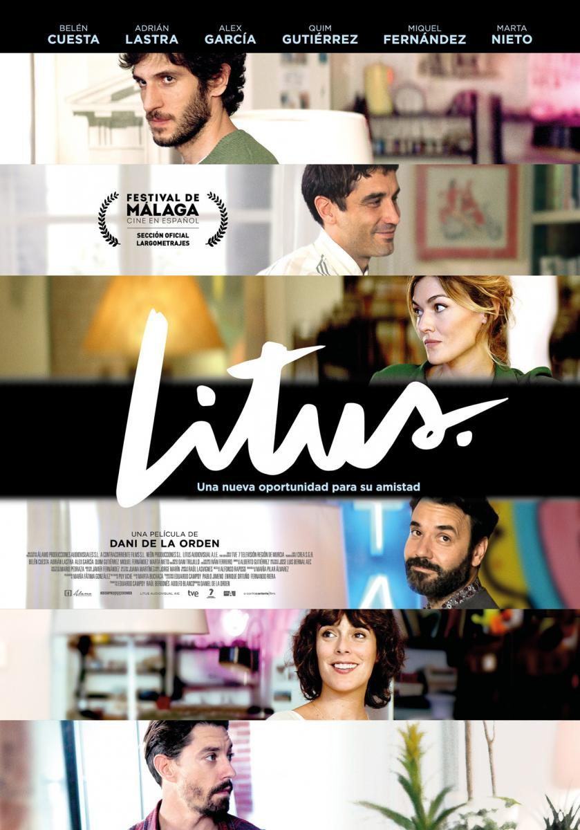 cartel de la película Litus