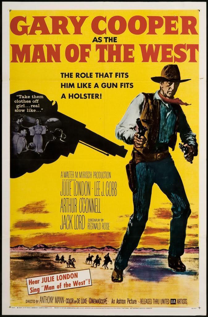 cartel de la película Hombre del Oeste