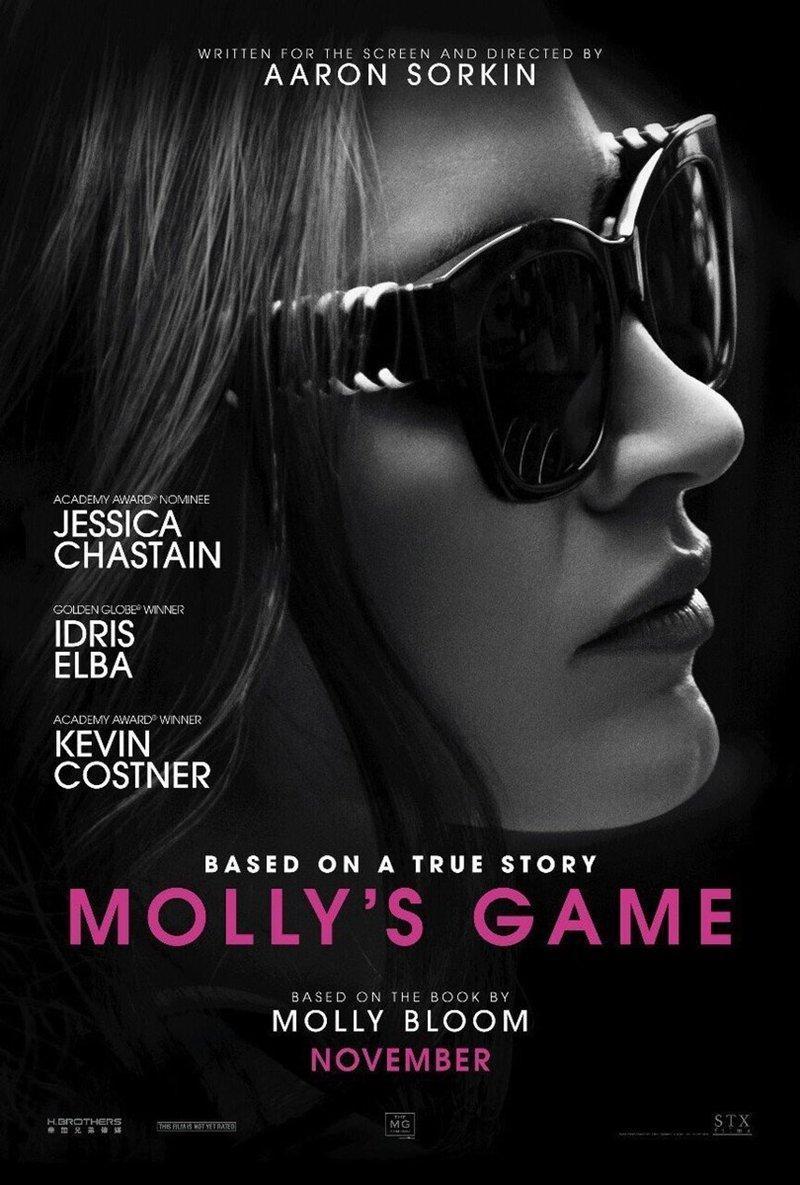 cartel de la película Molly