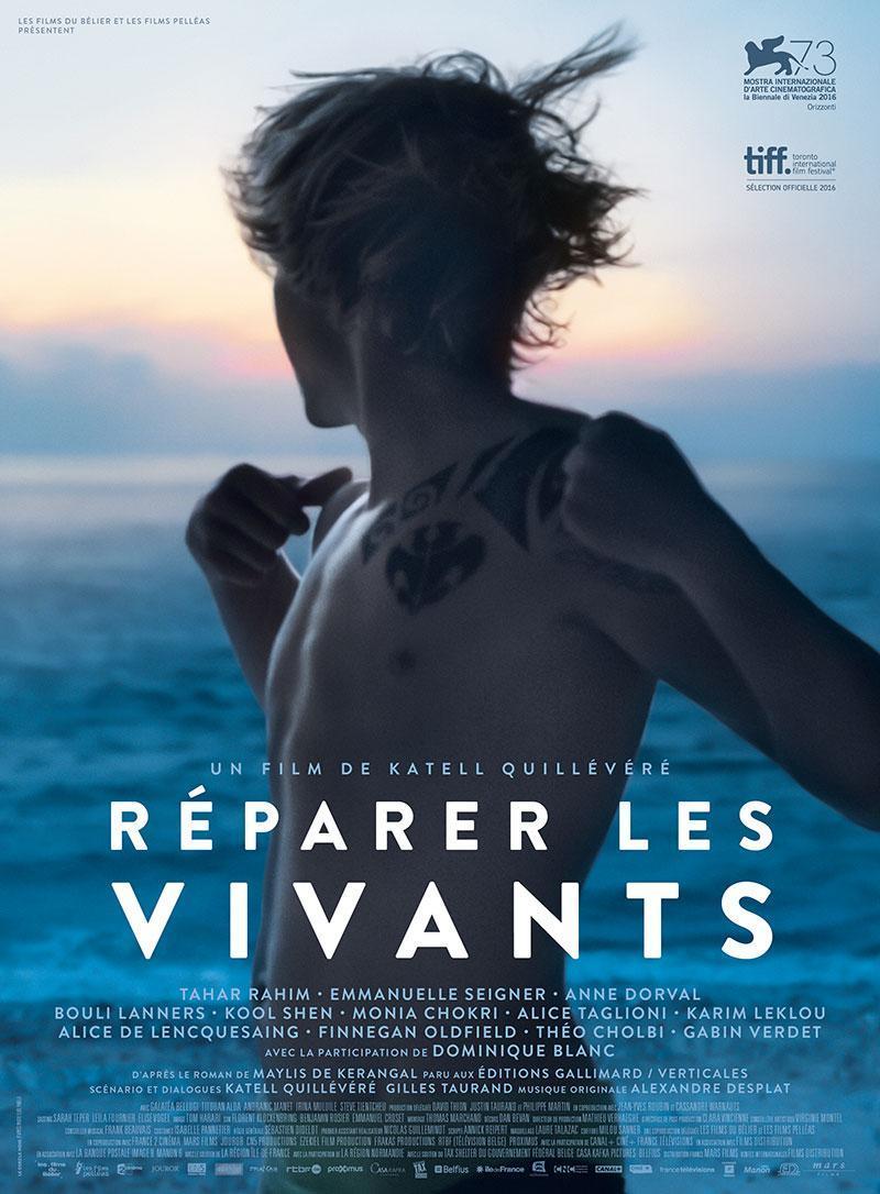 cartel de la película Reparar a los vivos