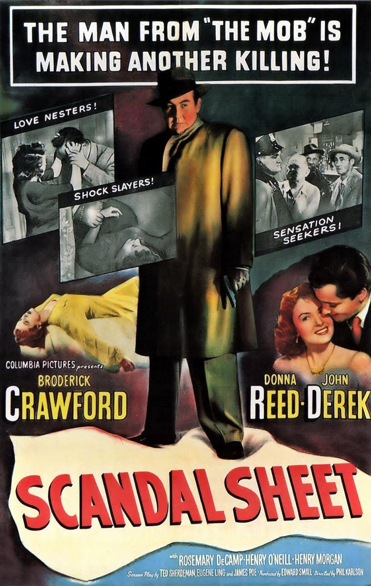 cartel de la película Trágica información