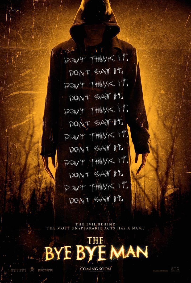 cartel de la película Nunca digas su nombre
