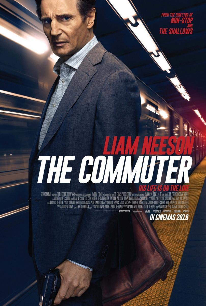cartel de la película El pasajero