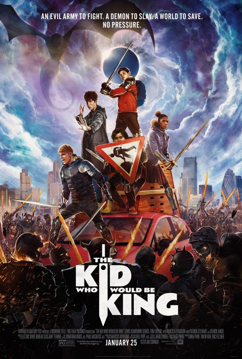 cartel de la película El niño que pudo ser rey