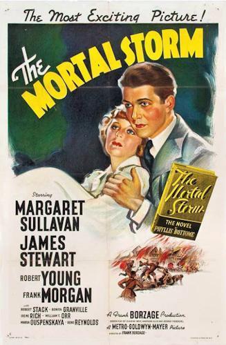 cartel de la película Tormenta mortal