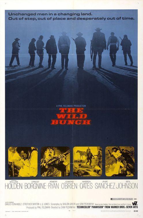 cartel de la película Grupo salvaje