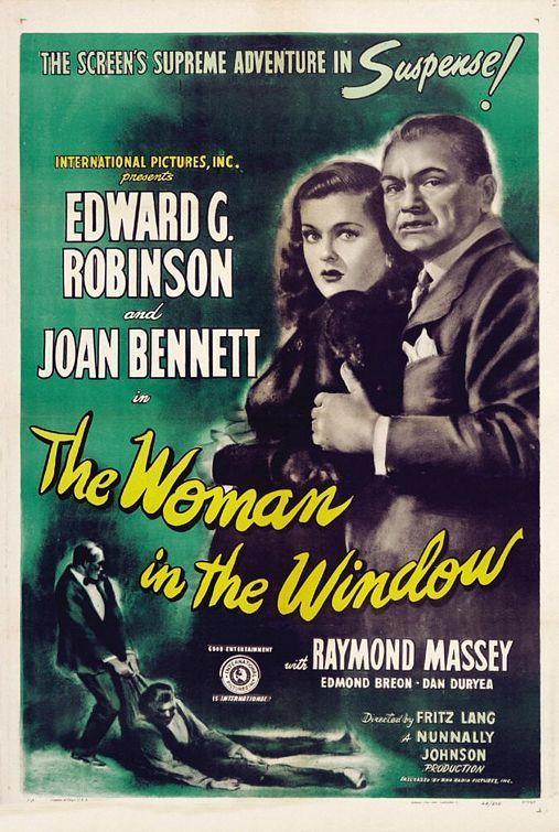 cartel de la película La mujer del cuadro