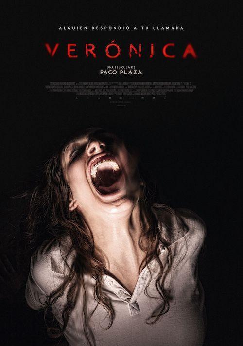 cartel de la película Verónica
